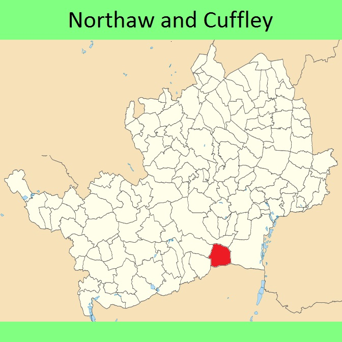 Northaw and Cuffley